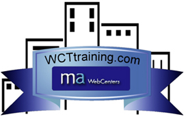 MA WebCenters Training WCT - New York City Manhattan NYC
